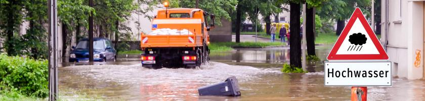 Infrastruktur im Notfall